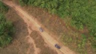 Four wheel drives in Africa