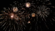 Fourth of July vuurwerkshow
