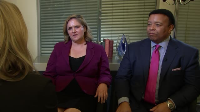 Fox News accused of racial bias and sexism Golloher and Wright during interview