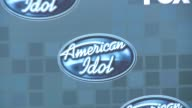 Fox's 'American Idol 2011' Finale Results Show signage at the Fox's 'American Idol 2011' Finale Results Show at Los Angeles CA
