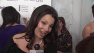 Fran Drescher talks about what brought her out tonight the women that inspired her the most why the first National Women's History Museum in...