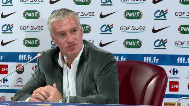 France coach Didier Deschamps has unveiled a 23man squad to take on Japan in a friendly at the Stade de France in Paris on October 12 and the World...