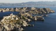 France, Marseille: Frioul Islands