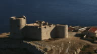 France, Marseille: If Castle panoramic