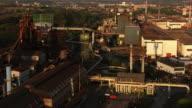 France, Metz Lorraine: ArcelorMittal Steel Factory