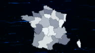 France network map
