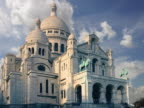 France, Paris, Sacre Coeur