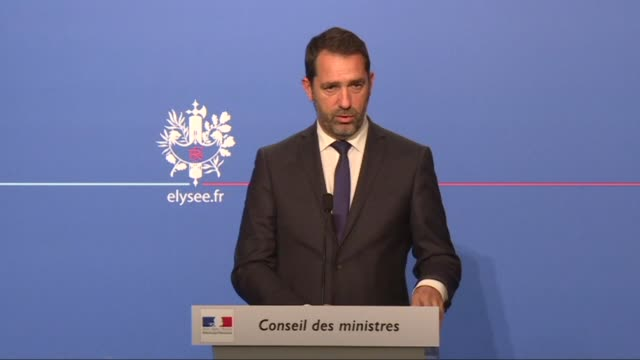 France would be willing to accept a four year extension of the controversial weedkiller glyphosate government spokesman Christophe Castaner said...