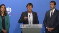 France's Ecology Minister Nicolas Hulot presented a bill to ministers on Wednesday which aims to end the production of hydrocarbons in France in a...