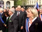 France's farright party the National Front galvanised its members for a traditional May Day march But the party is losing support and is now in a...