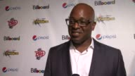 Frank Cooper talks about enjoying Pepsi at PEPSI Billboard Present The Summer Beats Concert Series Celebrating Michael Jackson at Gotham Hall on...