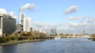 Frankfurt am Main Germany Skyline HD