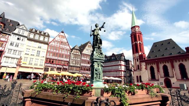 Frankfurt Roemerberg