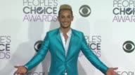 Frankie J Grande at the People's Choice Awards 2016 at Nokia Plaza LA LIVE on January 6 2016 in Los Angeles California