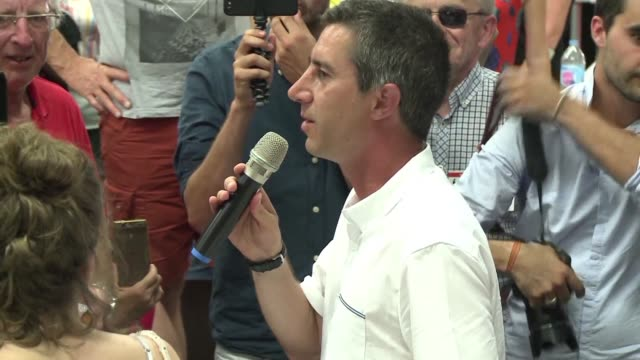 François Ruffin the French celebrity documentary maker is elected in Somme