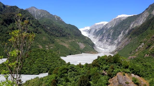 Franz Josef Glacier, New Zealand
