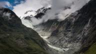 TIME LAPSE: Franz Josef Glacier