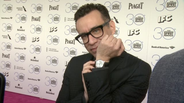 Fred Armisen at Piaget At The 2015 Film Independent Spirit Awards in Los Angeles CA