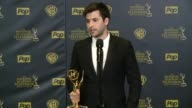 SPEECH Freddie Smith on winning the award at 42nd Annual Daytime EMMY Awards at Warner Bros Studios on April 26 2015 in Burbank California