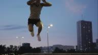 Kostenlose Läufer auf der Straße