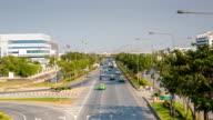 Traffico su autostrada