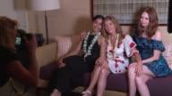Freida Pinto Connie Britton Karen Gillan on June 22 2017 in Wailea Hawaii