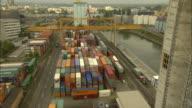 WS HA Freight yard / Basel, Switzerland