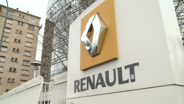 French auto giant Renault said Thursday its 2011 net profit tumbled 39 percent but sales rose and costs were kept under control appearing to do...