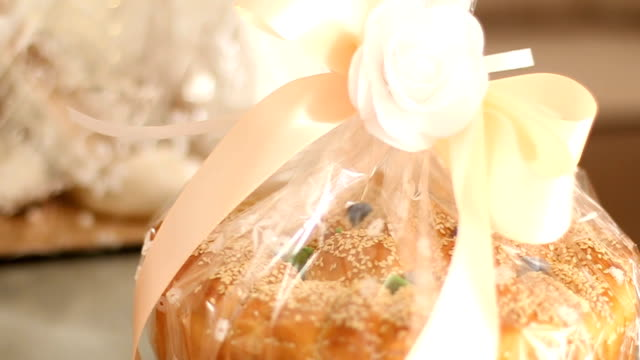 French Bread for Wedding Ceremony