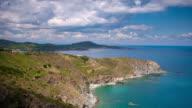 TIME LAPE: French Coastline