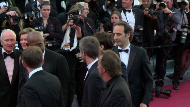 French composer Alexandre Desplat gets two Oscar nominations in Best Original Score category for The Imitation Game and The Grand Budapest Hotel