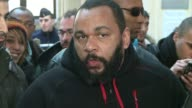 French court opens preliminary inquiry into standup comedian Dieudonne's antisemitic remarks in the wake of Interior Minister Manuel Valls's call to...