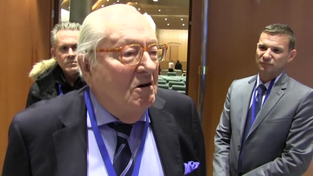French far right politician Jean Marie Le Pen has challenged a European Union Court over accusations of misuse of European parliament funds