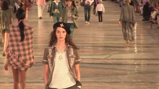 French fashion house Chanel stages its first Latin American catwalk show in newly trendy Havana but ordinary Cubans were left watching the glitz from...