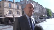 French former prime minister Alain Juppe who was a candidate in the rightwing presidential primaries on Tuesday said Emmanuel Macron's pick for prime...
