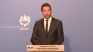 French government spokesman Christophe Castaner on Friday defended the state's plans to temporarily nationalise the STX shipyard after failing to...