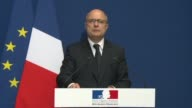 French Interior Minister Bruno Le Roux resigned on Tuesday after revelations that he hired his two teenage daughters as parliamentary aides while...