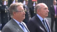 French Interior Minister Gerard Collomb and his Spanish counterpart Juan Ignacio Zoido signed a deal on Wednesday to jointly train part of their...