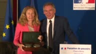 French President Emmanuel Macron appointed constitutional lawyer Nicole Belloubet justice minister after Francois Bayrou from the centrist MoDem...