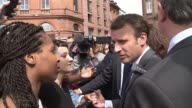 French President Emmanuel Macron was called out on Monday during a state visit to Toulouse by a young lady from the French Antilles who pressed him...