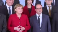 French President François Hollande and German Chancellor Angela Merkel met in Metz on Thursday for the 18th Franco German Ministers Council a meeting...