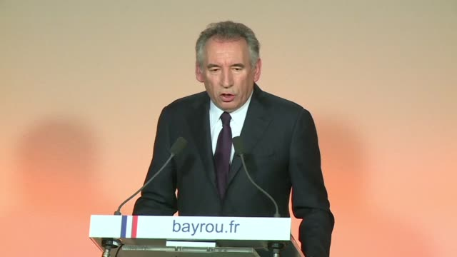 French presidential candidate Emmanuel Macron received a boost Wednesday after veteran centrist Francois Bayrou backed him and offered a pact to...