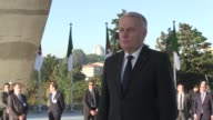 French Prime Minister Jean Marc Ayrault met with his counterpart Algerian counterpart Abdelmalek Sellal on Monday after laying a wreath at the...