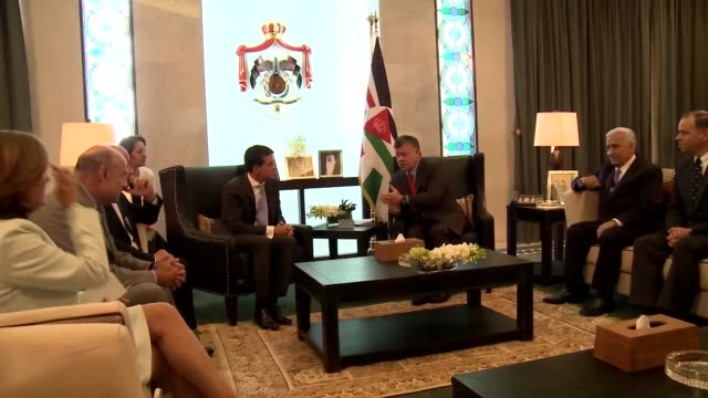 French Prime Minister Manuel Valls met on Sunday in Amman with King Abdullah II In Jordan Valls will meet also Iraqi Christian refugees in the...