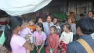 Fresh fighting has broken out between the military and rebel groups in Myanmars north forcing hundreds of civilians to flee less than two weeks after...