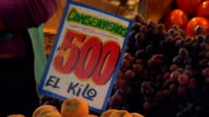 Frutta fresca per la vendita