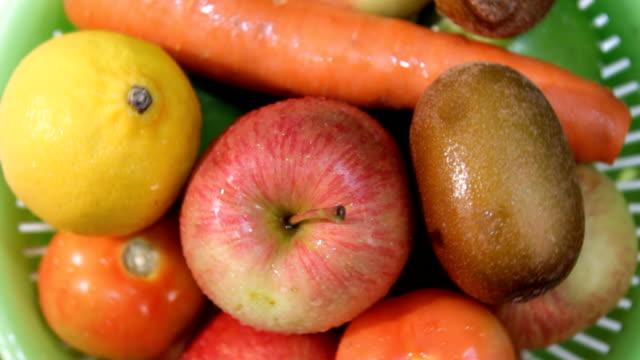 Fresh fruits for health