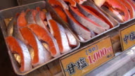 Fresh salmon sale