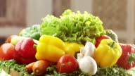Fresh vegetable mix