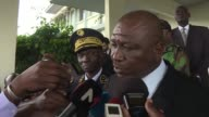 Fresh violence in Ivory Coast left one member of the security forces dead as gunmen attacked a police training school just hours before the start of...